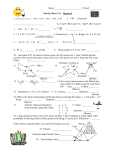 Activity Sheet REVIEW 9 STAAR