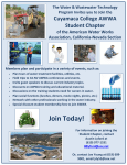 Cuyamaca College AWWA Student Chapter