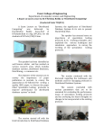 "A Report on Guest Lecture by Dr.P.Krishna Reddy on ""Distributed Computing"""