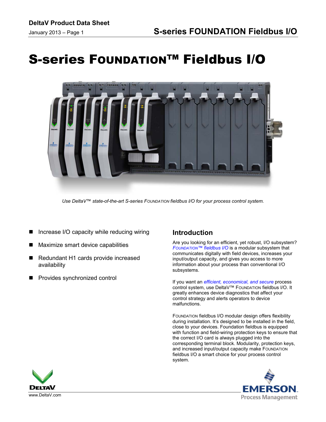 Excellent S Series Foundation Fieldbus I O Wiring 101 Ariotwise Assnl