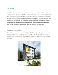 case study 3 – miller zero housing project