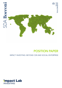 position paper - SDA Bocconi School of Management