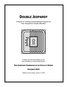 double jeopardy - Prison Policy Initiative
