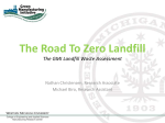 The Road To Zero Landfill