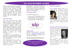 View our December Course flier