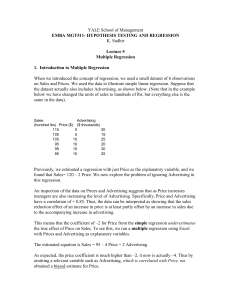 2. Interpreting the Slope Coefficients in Multiple Regression: Partial