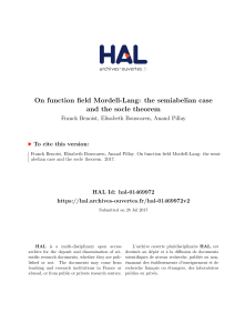 On function field Mordell-Lang: the semiabelian case and the