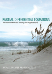 Partial Differential Equations: An Introduction to Theory and