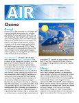 Ozone - the Oklahoma Department of Environmental Quality