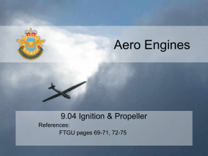 9.04 Ignition and Propeller