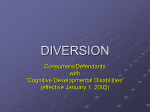 diversion - Disability Rights California