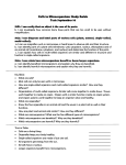 Cells to Microorganisms Study Guide
