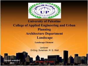 Lecture 000002 land scape - Lightweight OCW University of