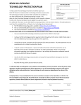 Technology Protection Form