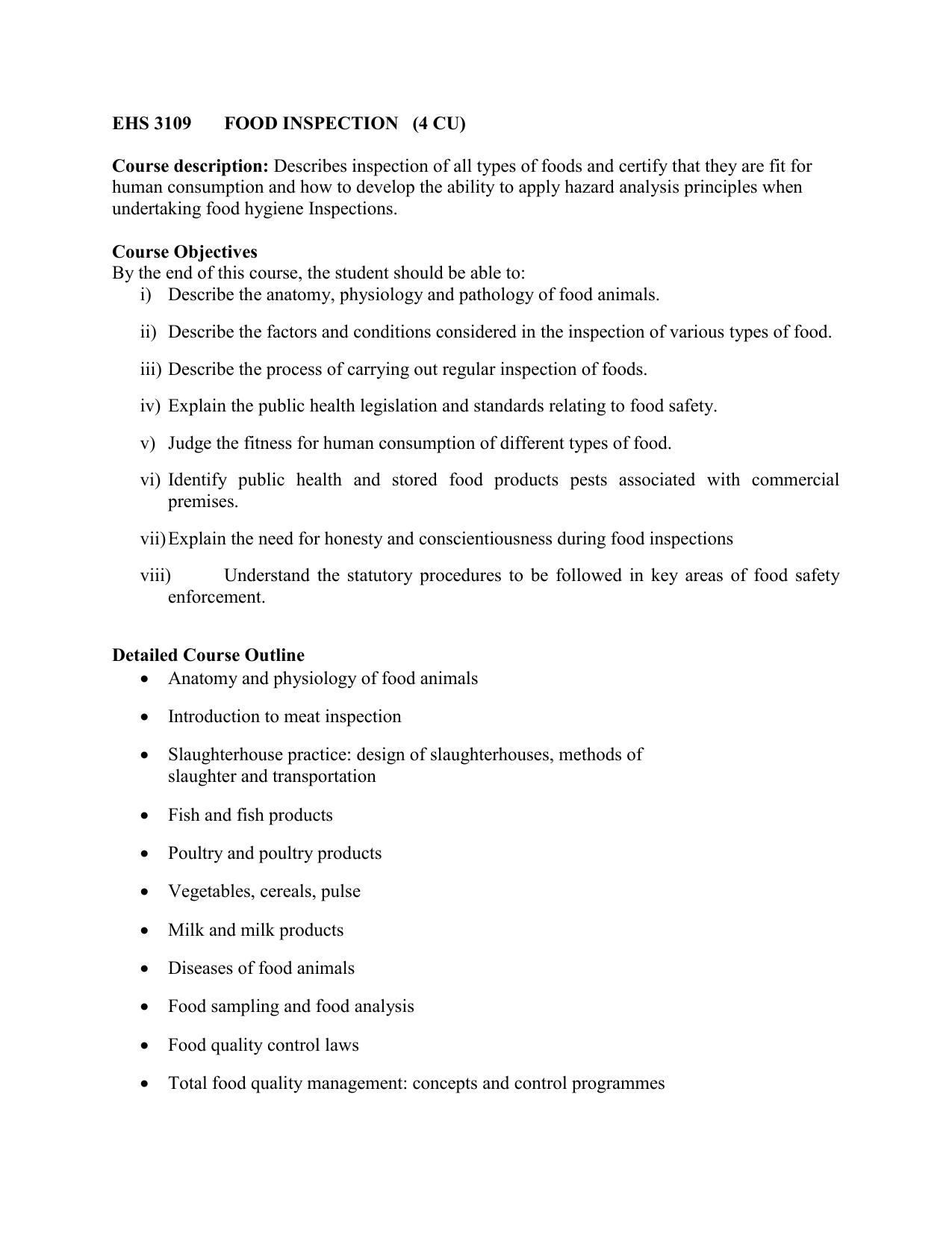 Nett Anatomy And Physiology Course Description Ideen - Menschliche ...