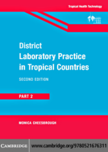 District Laboratory Practice in Tropical Countries, Part 2 Second