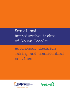 Sexual and Reproductive Rights of Young People