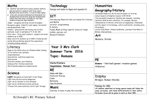 Maths - St Oswald`s RC Primary School