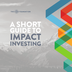 Short Guide to Impact Investing