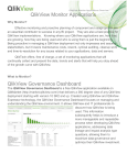QlikView Monitor Applications Overview.