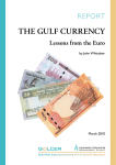 The Gulf CurrenCy - Lancaster University