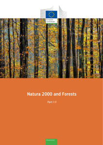Natura 2000 and Forests - European Commission