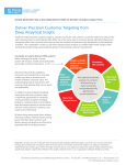 Deliver Precision Customer Targeting from Deep Analytical Insight