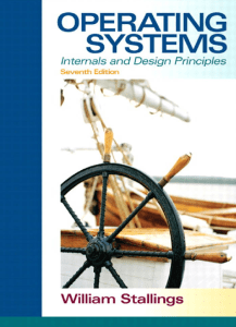 Operating Systems: Internals and Design Principles (2