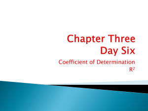 Chapter Three Day Six