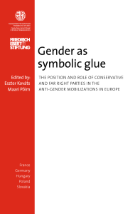 Gender as symbolic glue - Bibliothek der Friedrich-Ebert