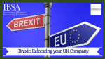 Brexit: Relocting your UK Company Discussion Group Meeting