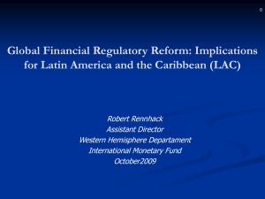 Implications for Latin America and the Caribbean - Inter