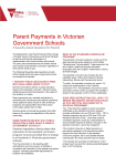 Parent Payments FAQ