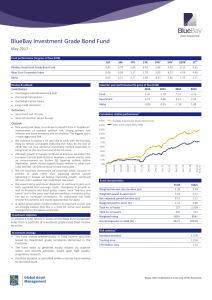 BlueBay Investment Grade Bond Fund
