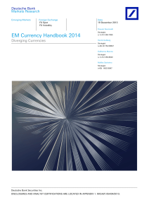 EM Currency Handbook 2014