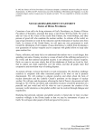 Nuclear Disarmament Statement Document