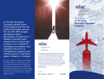 Aerospace – A Thriving Western Canadian Industry
