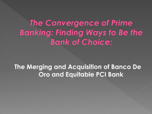equitable pci bank