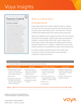 What is a Secondary? - Voya Investment Management