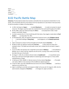 8.02 Pacific Battle Map