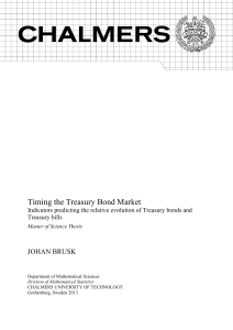 Timing the Treasury Bond Market