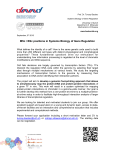 MSc / BSc positions in Systems Biology of Gene Regulation