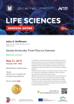 Innate Immunity: From Flies to Humans