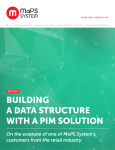 building a data structure with a pim solution