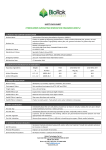 SAFETY DATA SHEET HYDROCARBON ELIMINATING