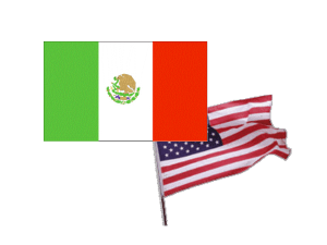 mexico to the usa