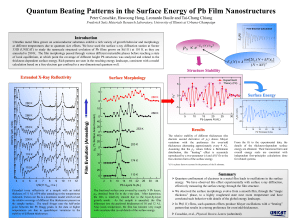 Poster - Research