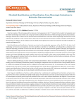 Microbial Identification and Classification-From - E