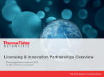 Thermo Fisher Company Overview powerpoint presentation