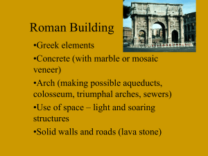 Roman Building - Missouri State University